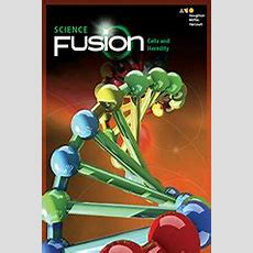 Sciencefusion Hybrid Student Resource Package Mod A (p1yrd) Grades 68 Module A Cells And