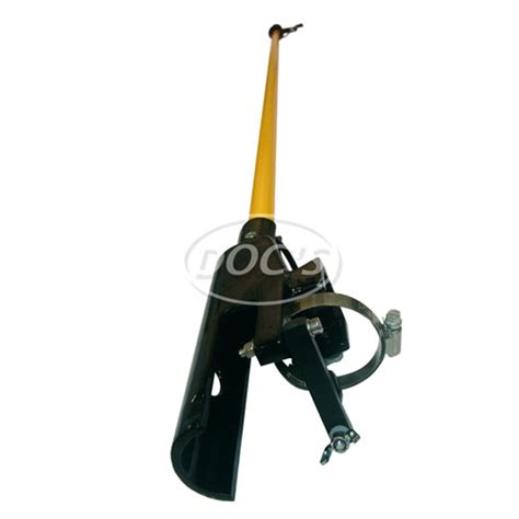 pole ls for fixed fiberglass extension pole for powder actuated tool