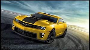 Image Gallery 2021 Camaro Yellow