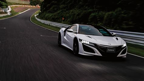 Honda Nsx 4k Supercar Wallpaper  Hd Car Wallpapers  Id #6985