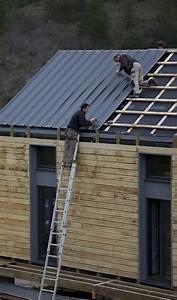 Tole Pour Toiture : comment poser toit bac acier la r ponse est sur ~ Premium-room.com Idées de Décoration