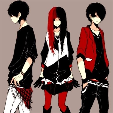 Anime Group Pictures on Pinterest | Group Pictures Anime and Anime Siblings