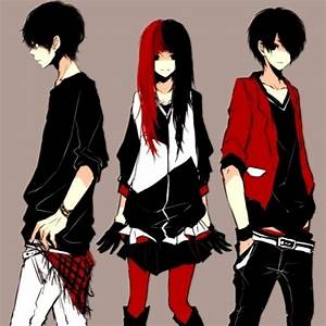 Anime Group Pictures on Pinterest | Group Pictures, Anime ...