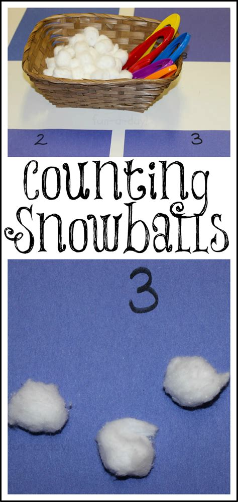 preschool winter math with counting snowballs 701 | 71955b25f3e022a28960e8fca53f2707