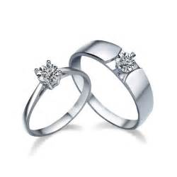 matching wedding bands for him and his and matching cz wedding ring bands for couples jewelocean