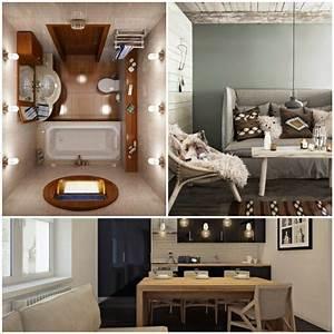 Apartment Einrichten Ideen : kleine r ume einrichten ideen die ihnen von nutzen sein k nnen ~ Markanthonyermac.com Haus und Dekorationen