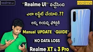 Realme Ui Manual Update Guide