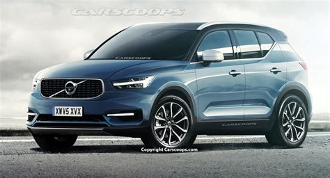 future cars 2018 volvo xc40 compact suv is one sweet