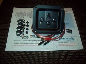 Earcandy 2x12 2x10 Guitar Amp Speaker Cab Wiring Harness Has