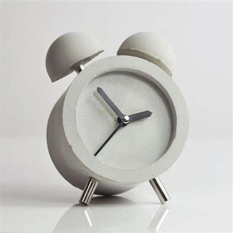 alarm clock design diy concrete clock diy home i this board is closed pinterest diy concrete design and mesas
