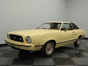 1977 Ford Mustang | Streetside Classics - The Nation's Trusted Classic Car Consignment Dealer