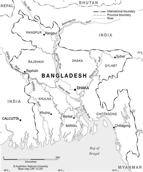 bangladesh base cartogis services maps  anu