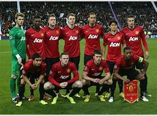 Real Madrid 11 Manchester United… Advantage Manchester