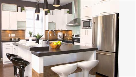am駭agement d une cuisine cuisine d 39 une maison neuve de luxe construction abg