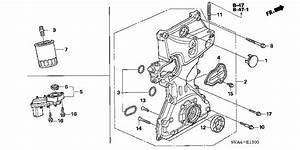 2006 Honda Civic Engine Diagram
