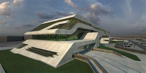 Zaha Hadid On Designing The New Heydar Aliyev Center In Baku
