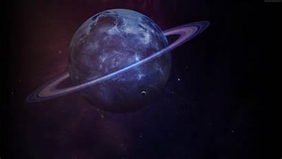 Saturn Planet 4k