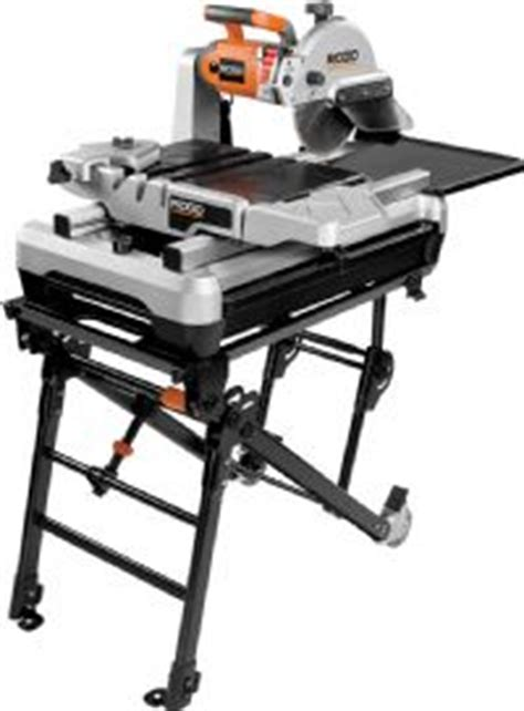 ridgid tile saw wts2000l ridgid wts2000l 10 quot tile saw reviews toolwise