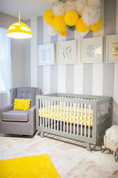 deco chambre bebe design la chambre bébé mixte en 43 photos d 39 intérieur