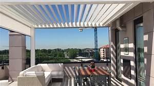 Ouverture De Toit : moderne pergola ouverture lectrique de toit de persienne tanche buy toit lectrique de ~ Melissatoandfro.com Idées de Décoration