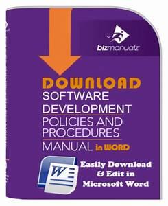 Software Development Procedures Manual