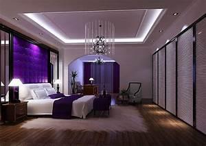 20, Beautiful, Purple, Bedroom, Ideas