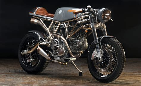 Revival Cycles' Ducati Cafe