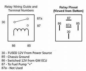 Proper Fuel Pump Trigger Wiring For Ls To Nissan 300zx