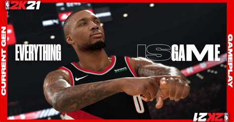 Watch Official Gameplay Reveal Of Nba 2k21