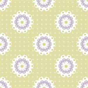 Seamless daisy background — Stock Vector © juliet #8026424