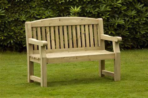 garden furniture redwood garden bench 5ft buy