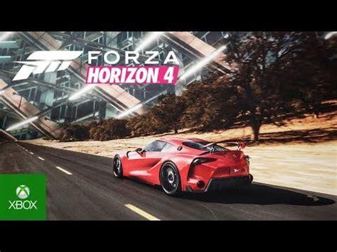 forza horizon 4 lenkrad forza horizon 4 e3 gameplay trailer japan the story of horizon fan made