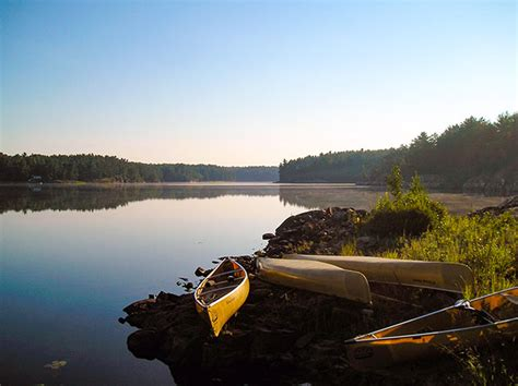 Canoes Sudbury by Chairperson S Report Conservation Sudbury