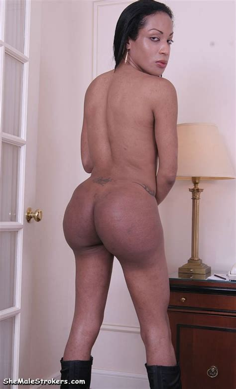 Hung jamaican shemale with big booty and big tits - Pichunter