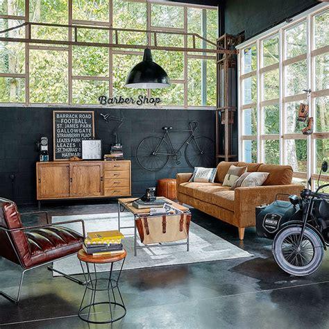 idées déco chambre bébé garçon meubles déco d intérieur industriel maisons du monde