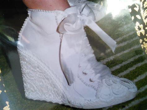 high top wedge tennis shoes weddingbee photo gallery