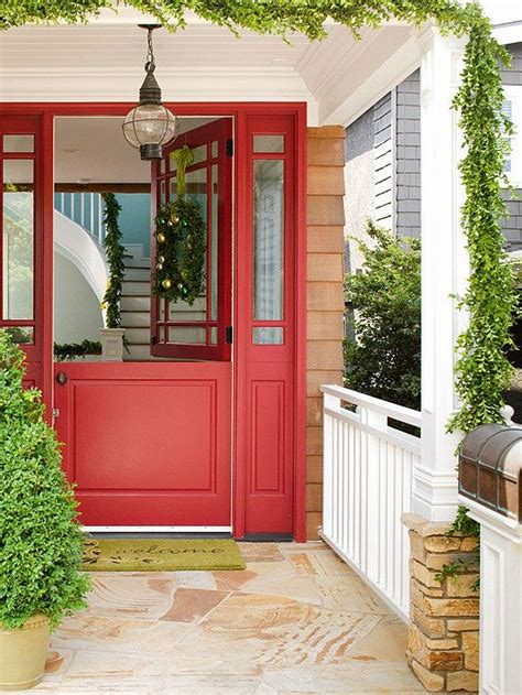 Dutch Door Exterior Dutch Doors
