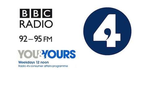 You And Yours Bbc Radio 4 Tutorfair