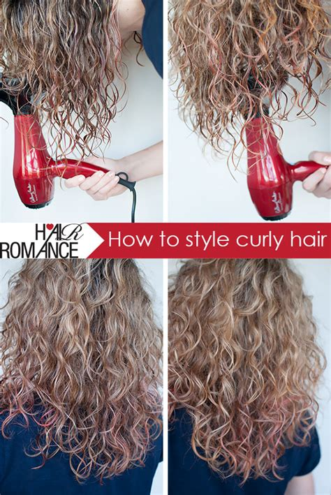 how to style curly hair how to style curly hair hair