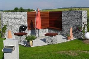 Gabionen Gartengestaltung Bilder : b r garten und landschaftsbau dienstleistungen ~ Whattoseeinmadrid.com Haus und Dekorationen