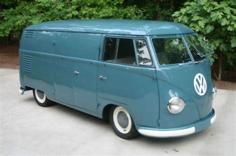1953 Volkswagen Type 2 Panel Van