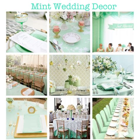 Wedding Mint Spirations Crystal Drown Wedding Event