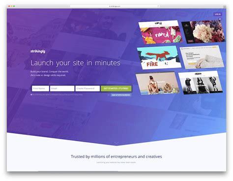 best website builder 24 best personal website builders for your page 2019