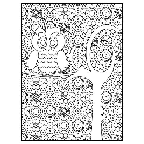 Kleurplaat Voor Volwassenen by Kleurplaten Voor Volwassenen Kleurplatenpagina Nl