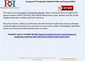 Overview of European TV Production Industry Shares, Key ...