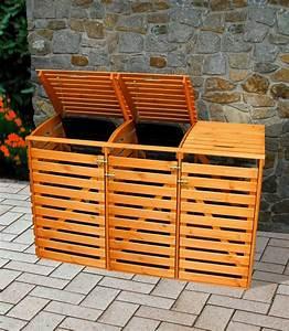 Bootslack Für Holz : promadino m lltonnenbox f r 3x240 l aus holz b t h 202 92 122 cm online kaufen otto ~ Orissabook.com Haus und Dekorationen