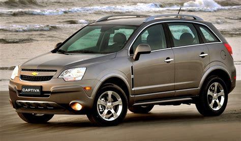 2014 Chevrolet Captiva Sport Review  Top Speed