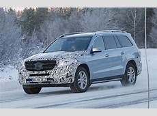 MercedesBenz GLS Spied Why this GL Facelift Should Have