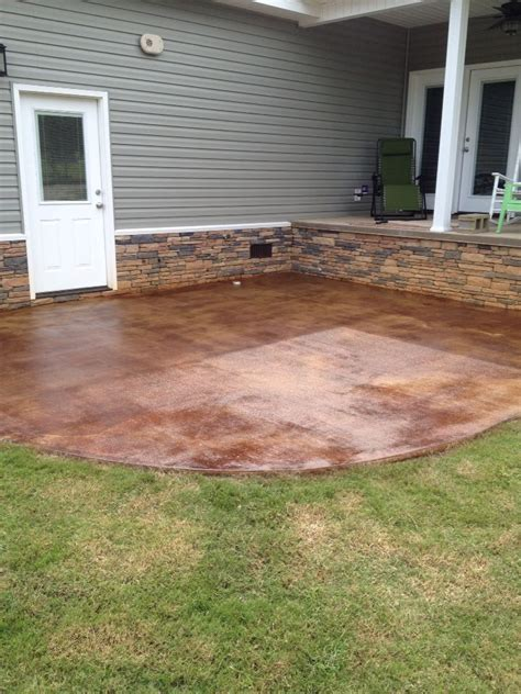 cordovan leather acid stain butterfield stains concrete