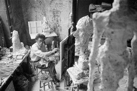 Inside Giacomettis Studio marta r zabaleta inside giacometti s studio enter